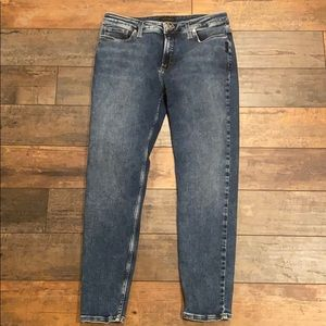 Silver Jeans Co High Note Skinny jeans size 31